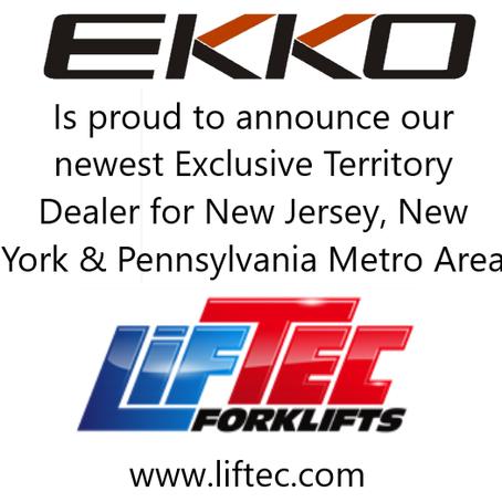 LIFTEC joins ekko