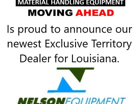 Nelson equipment