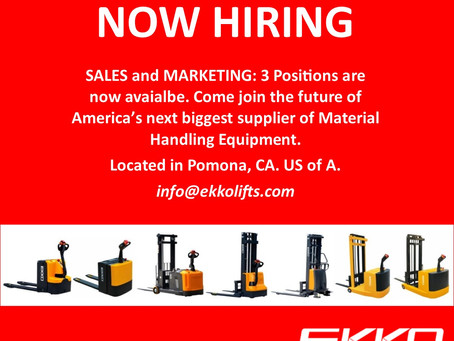 SALES POSITION OPENING