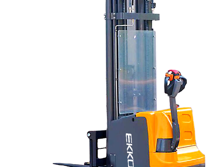 "EKKO EB20E/eb18e 138 &177"" Walkie Stacker"