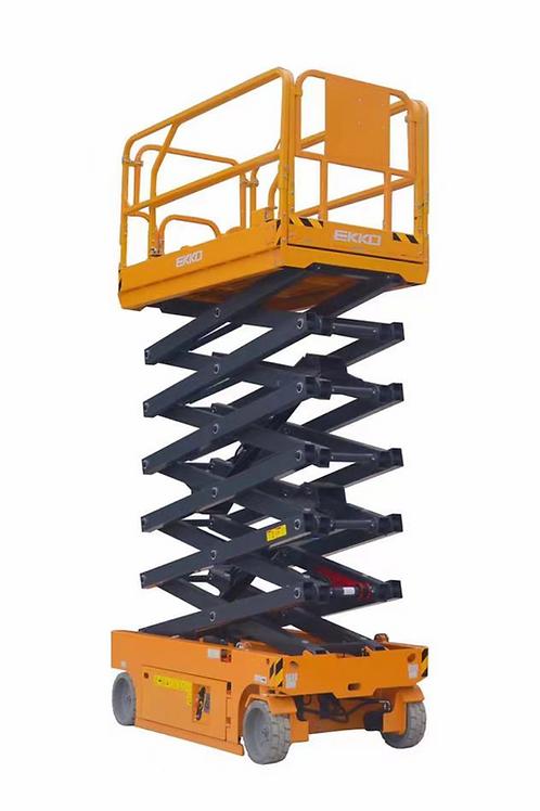 EKKO ES120E Aerial Work Platform Lift Height 468''