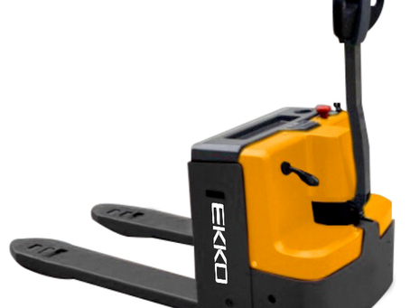 EKKO EP18D and EP15D 3300lbs and 4000lbs electric pallet jack