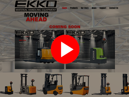 Check out why is EKKO the fastest growing MHE supplier?