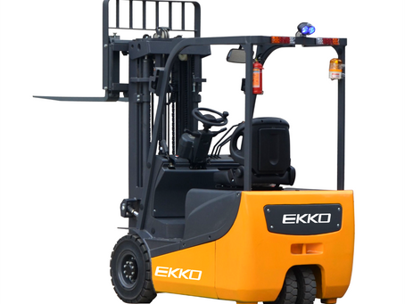 EKKO 3 WHEEL ELECTRIC FORKLIFT EK18A