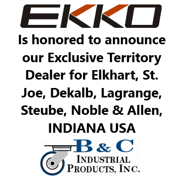 B&C Industrial products, inc. joins ekko lifts