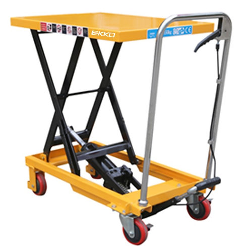 EKKO T15 Scissor Lift Table Cart 330 lb Capacity