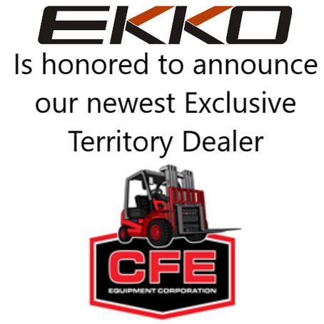 EKKO and cfe equipment corp.