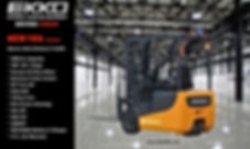 EKKO EK18A 3 Wheel Sit-Down Lift Truck.j