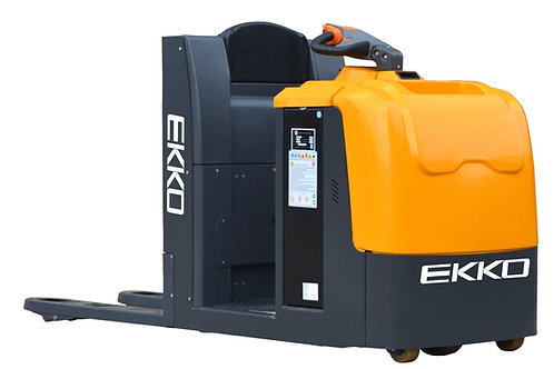 EKKO EPC30A Center-Controlled Rider Pallet Jack 5000lbs. Capacity