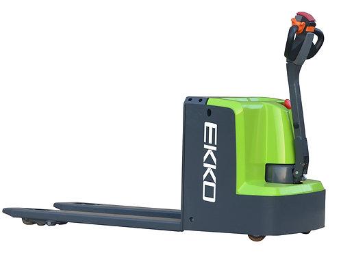 EKKO EP18LI Lithium Iron Walkie Pallet Jack 4000 lb Capacity