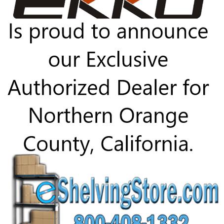 EKKO is proud to announce eshelvingstore.com