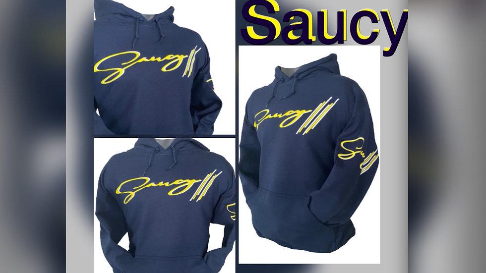 Saucy Navy Blue