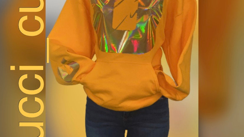 Orange U Cute