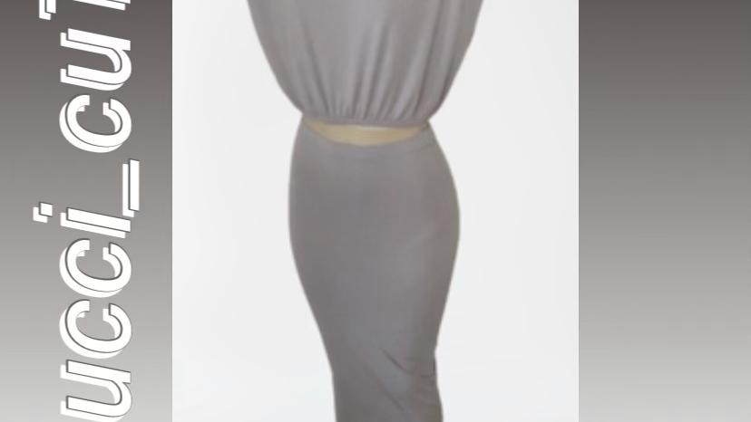 Ucci Cute Skirt Set