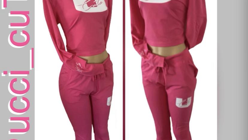 Pink Ucci Cute 3 Piece