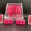 Thumbnail: Custom Domino set 2 color decals and custom case