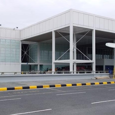 Rehabilitation of NAIA Terminal 2