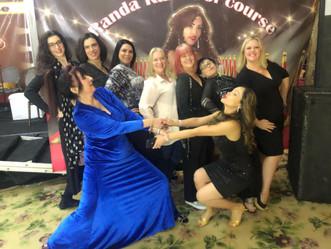 Randa Kamel of Course - February 2019