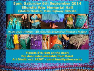 Dance of the Desert Winds Show - Ellerslie, Auckland