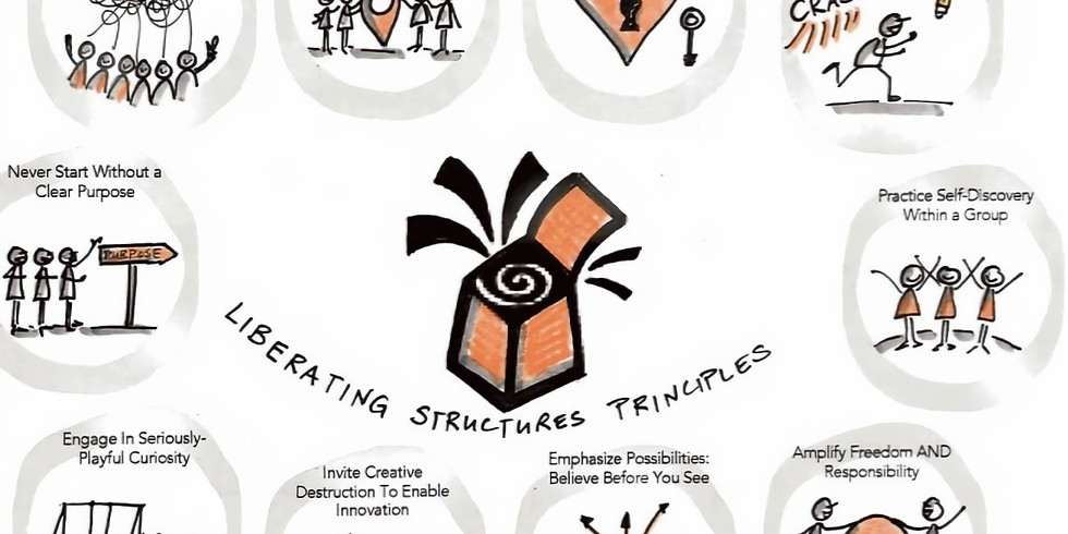 Liberating Structures #2 (Future of Work meetup)