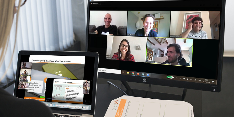 Working Together Anywhere | Get Set-up for Remote Team collaboration