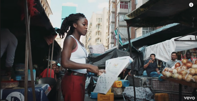 Oumou Sangare - Yere Faga