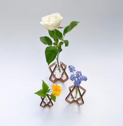 Pinch Vases 3