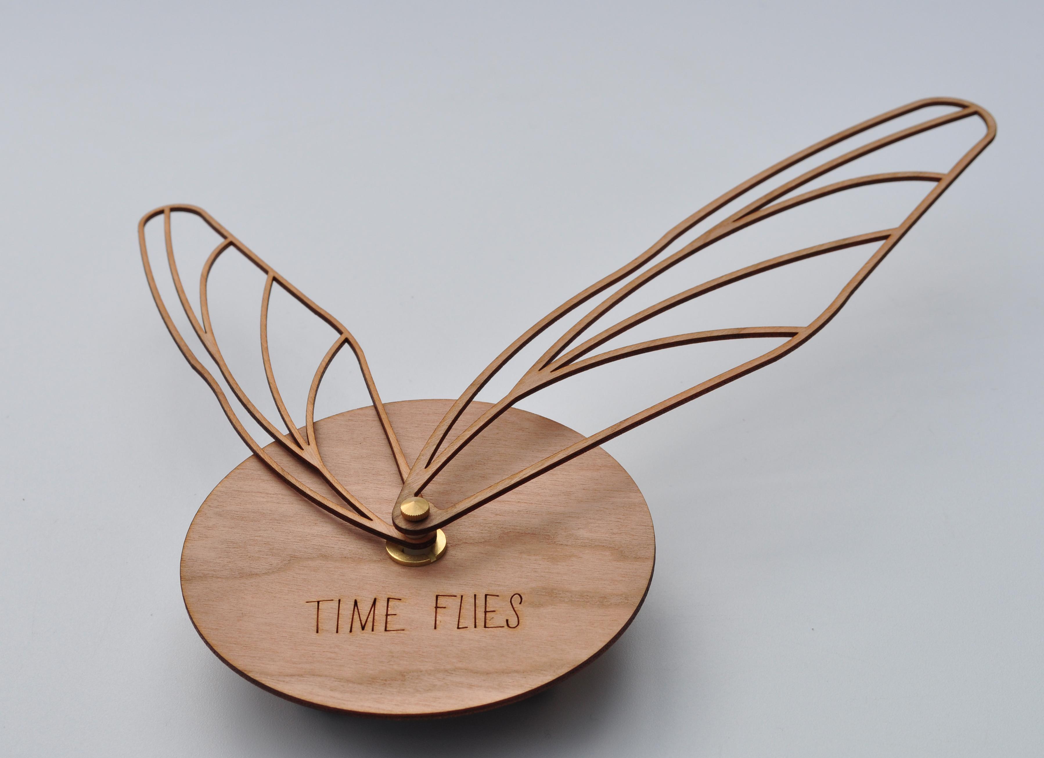 TimeFliesClock2