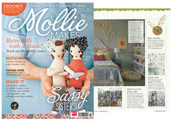 Mollie Makes Issue 28