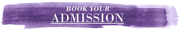 Book admission button with purple waterbrush background