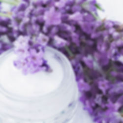Jar of Lavender Cream