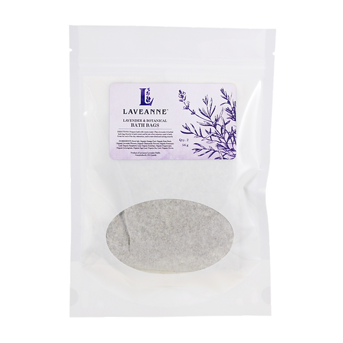 Lavender and Botanical Bath Bags