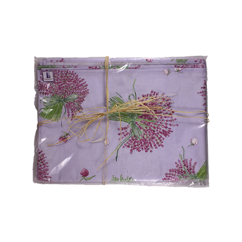 Lavender (Purple) Provence Tablecloth