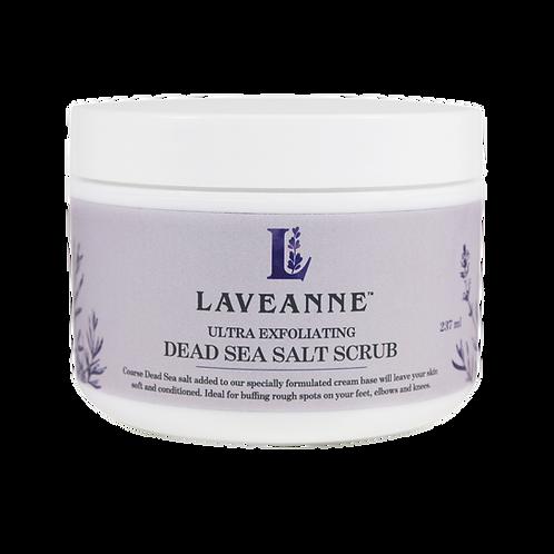 Ultra Exfoliating Dead Sea Salt Scrub 237ml