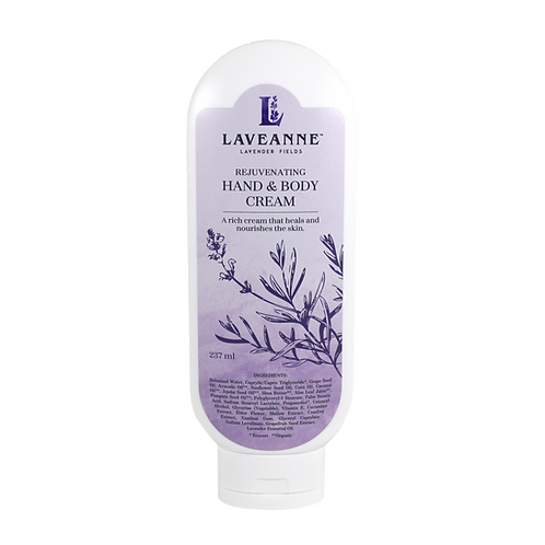 Rejuvenating Hand and Body Cream