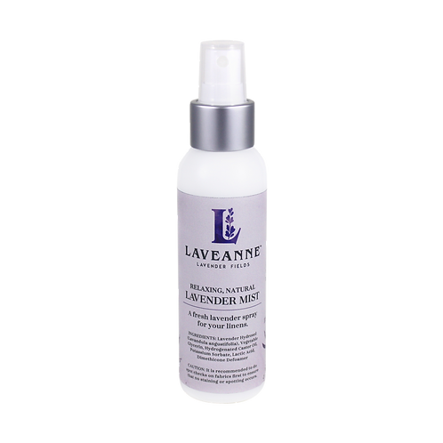 Relaxing, Natural Lavender Mist
