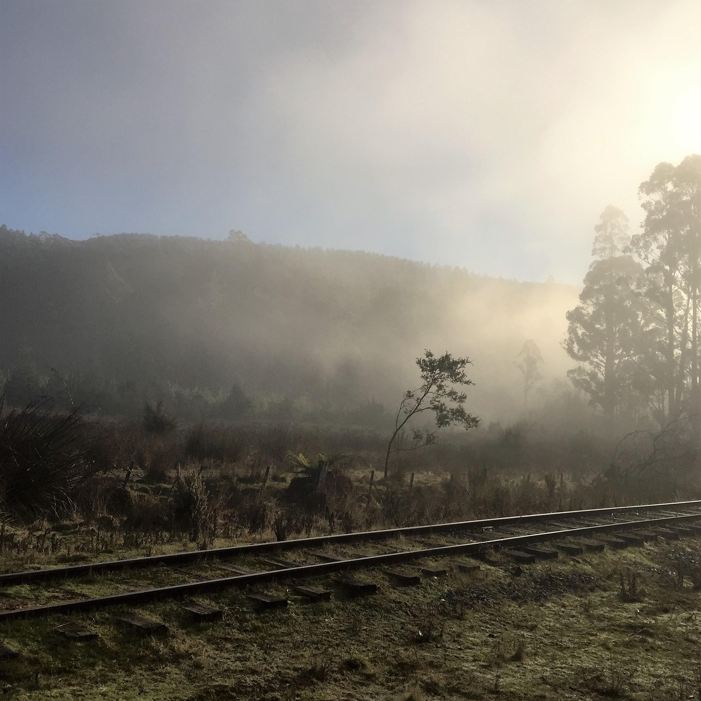 Thick fog, Marriot Falls