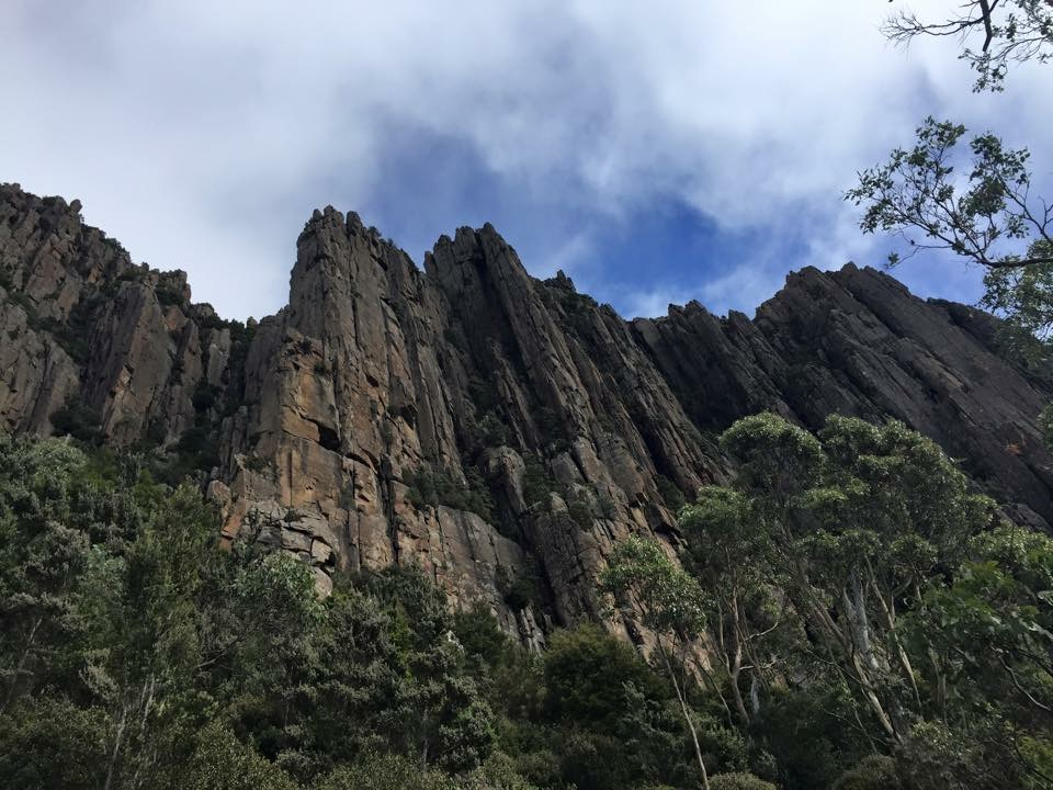 he Organ Pipes stretch up to the heavens