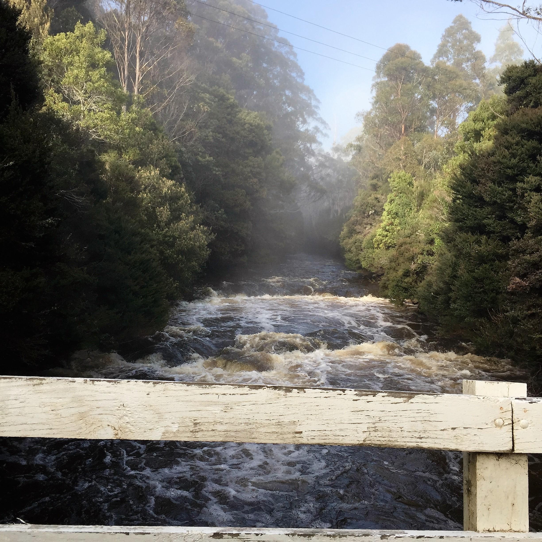 Tyenna River, Marriot Falls