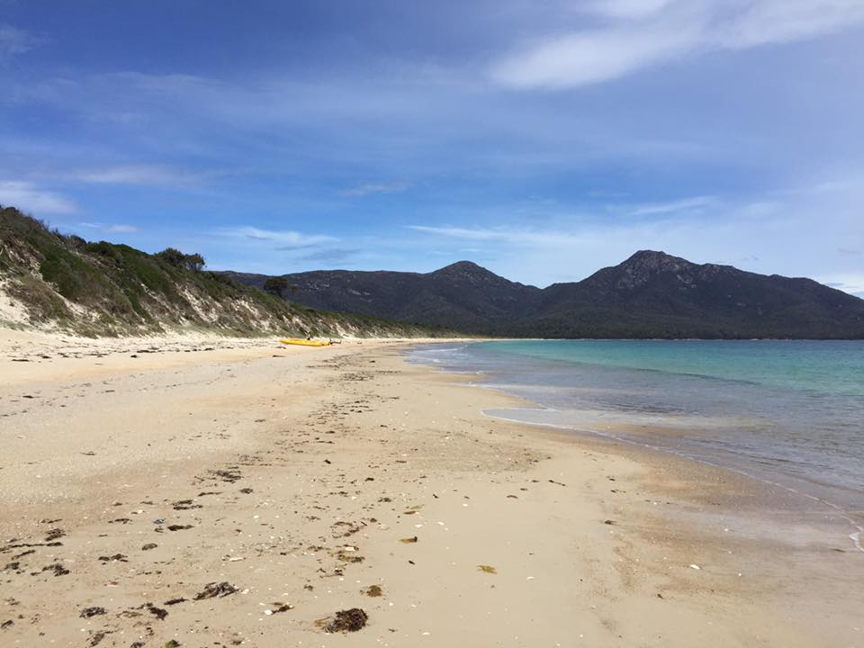 Hazards Beach - Freycinet Circuit