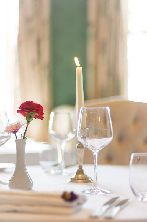Dinner for Two at Durn House - Gift Voucher