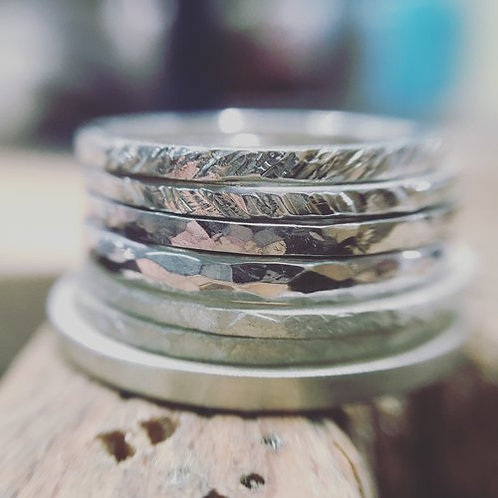 Silver Ring Crafting Getaway - Gift Voucher