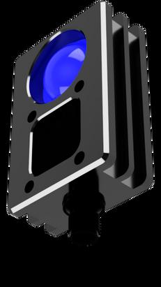 GWI Eyeball Blue M12