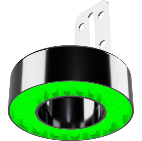 GWI 4in Ring Light Green