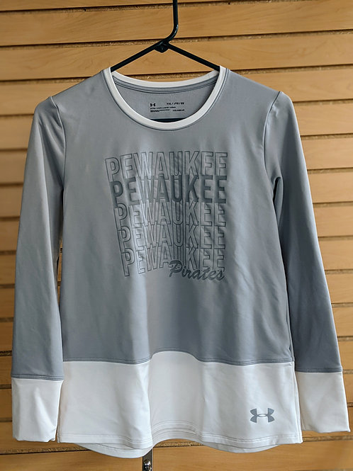 Girls Youth Under Armour Long Sleeve