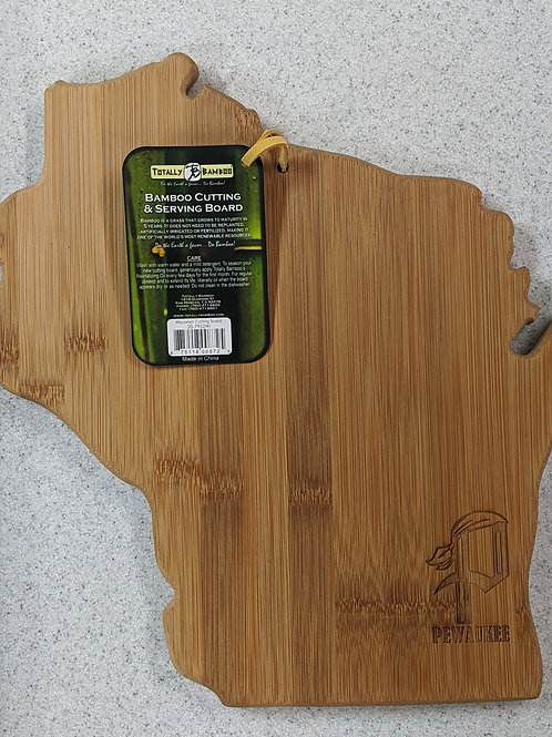 Pewaukee, WI Cutting Board