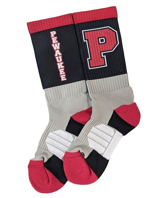 Pewaukee Socks - Legacy Series (Size 5-7)