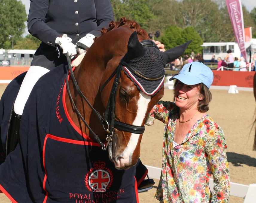 Tantoni Sir Soccrates at Royal Windsor