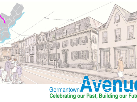 Germantown Avenue: Celebrating Our Past, Building Our Future