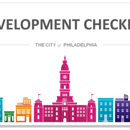 Development Checklist helps with projects big & small